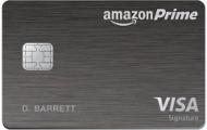 Amazon Prime Visa Signature
